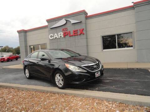 2011 Hyundai Sonata for sale at KC Carplex in Grandview MO