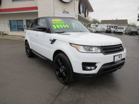 2015 Land Rover Range Rover Sport for sale at Auto Land Inc in Crest Hill IL