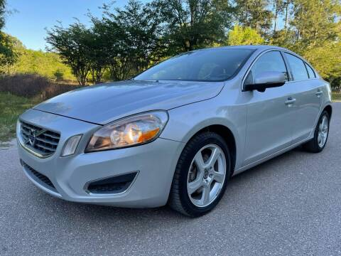 2012 Volvo S60 for sale at Next Autogas Auto Sales in Jacksonville FL