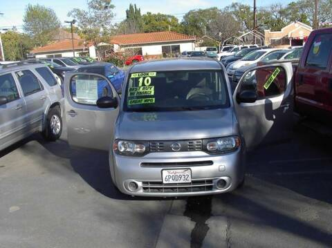 2010 Nissan cube for sale at MIKE AHWAZI in Santa Ana CA