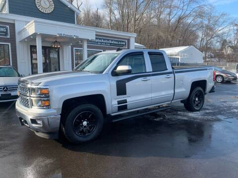 2015 Chevrolet Silverado 1500 for sale at Ocean State Auto Sales in Johnston RI