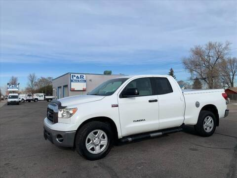 2008 Toyota Tundra for sale at P & R Auto Sales in Pocatello ID