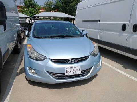 2012 Hyundai Elantra for sale at Excellence Auto Direct in Euless TX