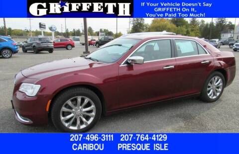 2016 Chrysler 300 for sale at Griffeth Mitsubishi - Pre-owned in Caribou ME