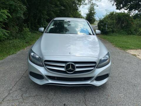 2015 Mercedes-Benz C-Class for sale at Speed Auto Mall in Greensboro NC