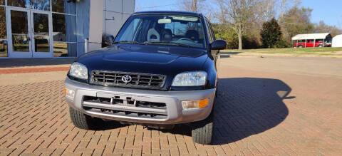 1998 Toyota RAV4 for sale at Auto Wholesalers in Saint Louis MO