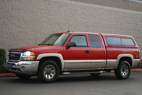 2006 GMC Sierra 1500 for sale at Overland Automotive in Hillsboro OR