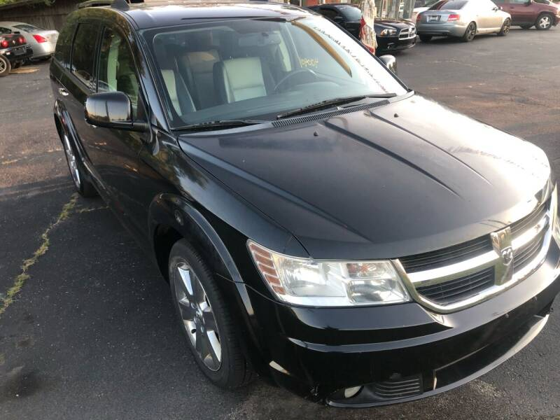 2009 Dodge Journey for sale at Right Place Auto Sales in Indianapolis IN