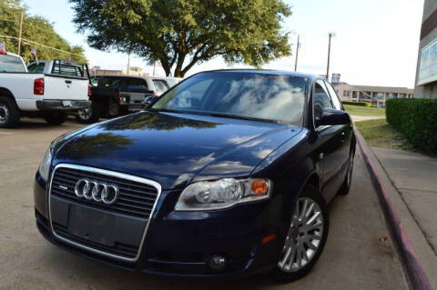 2006 Audi A4 for sale at E-Auto Groups in Dallas TX