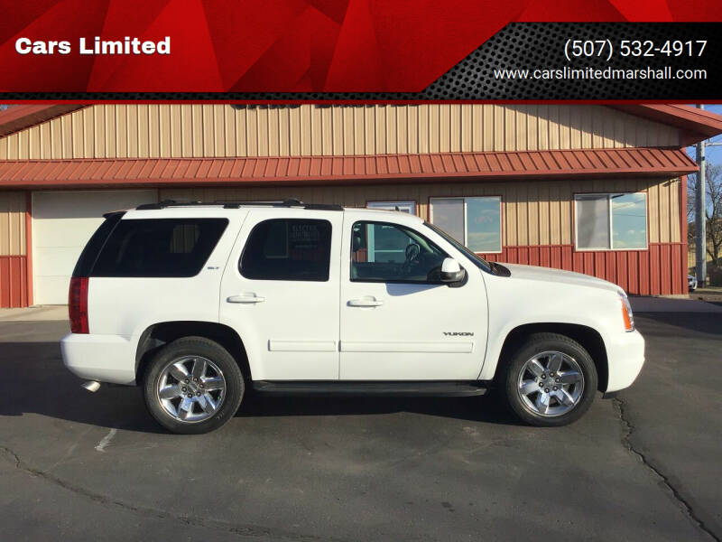 2014 GMC Yukon for sale at Cars Unlimited in Marshall MN