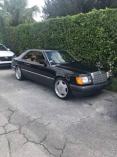 1992 Mercedes-Benz 300-Class for sale at Classic Car Deals in Cadillac MI