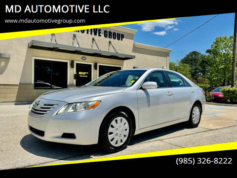 2009 Toyota Camry for sale at MD AUTOMOTIVE LLC in Slidell LA
