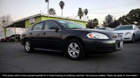 2013 Chevrolet Impala for sale at Westland Auto Sales on 7th in Fresno CA