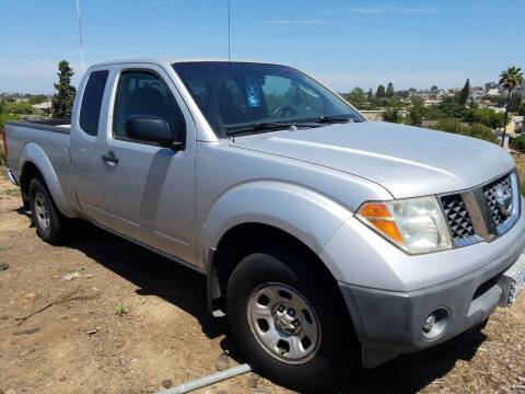 2007 Nissan Frontier for sale at Trini-D Auto Sales Center in San Diego CA