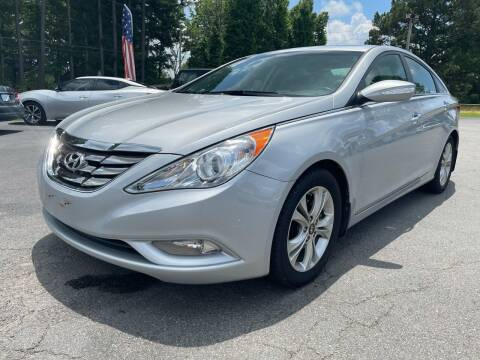 2011 Hyundai Sonata for sale at Airbase Auto Sales in Cabot AR
