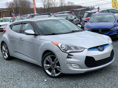 2016 Hyundai Veloster for sale at A&M Auto Sales in Edgewood MD