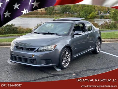 2013 Scion tC for sale at Dreams Auto Group LLC in Sterling VA