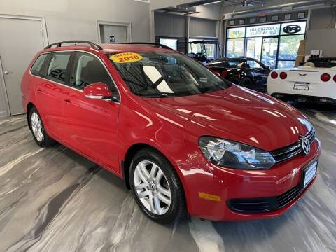 2010 Volkswagen Jetta for sale at Crossroads Car & Truck in Milford OH