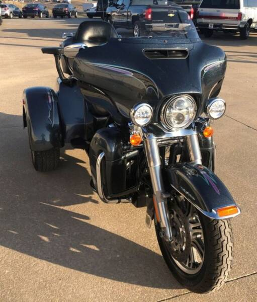 2015 Harley-Davidson® FLHTCUTG TRI GLIDE ULTRA for sale at Head Motor Company - Head Indian Motorcycle in Columbia MO