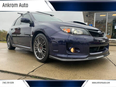 2011 Subaru Impreza for sale at Ankrom Auto in Cambridge OH