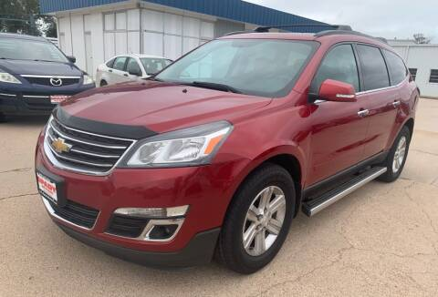 2014 Chevrolet Traverse for sale at Spady Used Cars in Holdrege NE