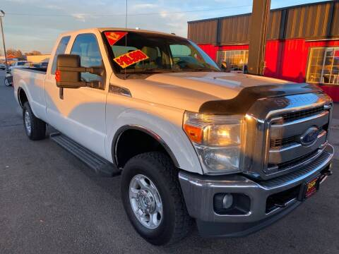 2012 Ford F-350 Super Duty for sale at Top Line Auto Sales in Idaho Falls ID