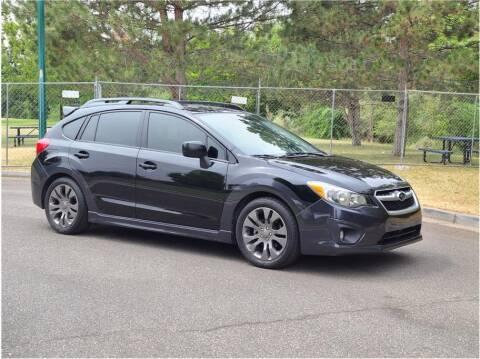 2012 Subaru Impreza for sale at Elite 1 Auto Sales in Kennewick WA