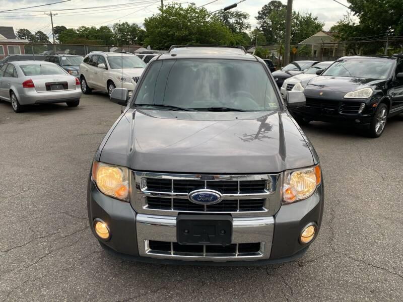 2011 Ford Escape for sale in Norfolk, VA