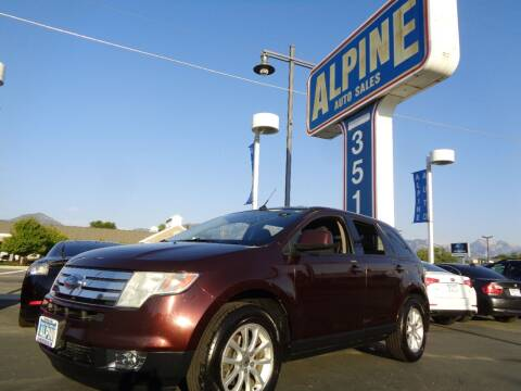 2010 Ford Edge for sale at Alpine Auto Sales in Salt Lake City UT