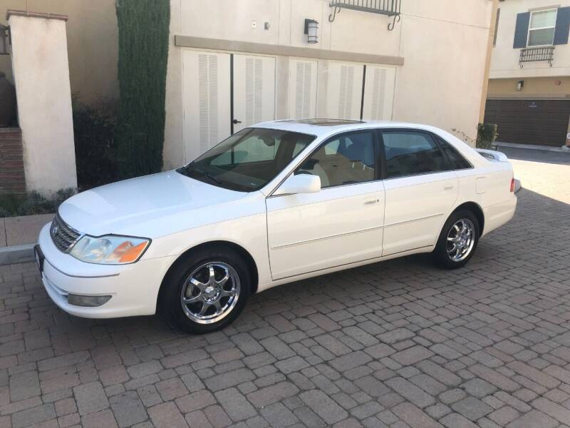 2004 Toyota Avalon for sale at California Motor Cars in Covina CA