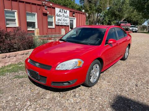 2011 Chevrolet Impala for sale at Autos Trucks & More in Chadron NE