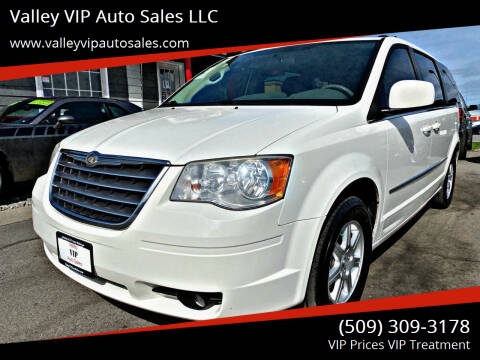2010 Chrysler Town and Country for sale at Valley VIP Auto Sales LLC in Spokane Valley WA