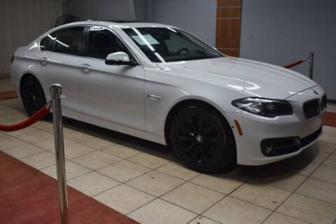 2015 BMW 5 Series for sale at Adams Auto Group Inc. in Charlotte NC
