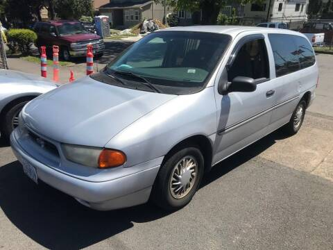 1998 Ford Windstar for sale at Chuck Wise Motors in Portland OR