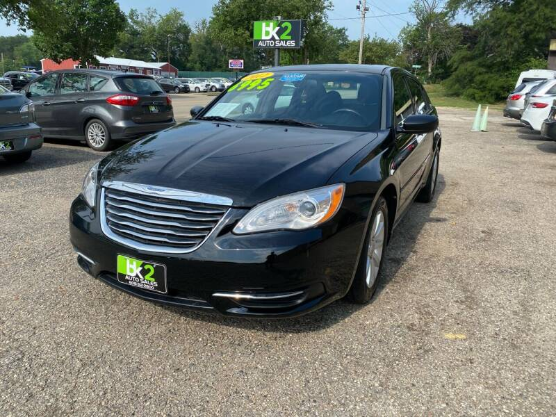 2012 Chrysler 200 for sale at BK2 Auto Sales in Beloit WI