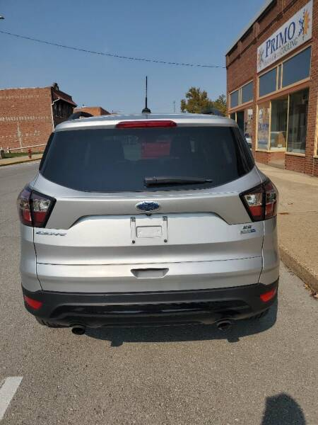 2017 Ford Escape AWD SE 4dr SUV - Chariton IA