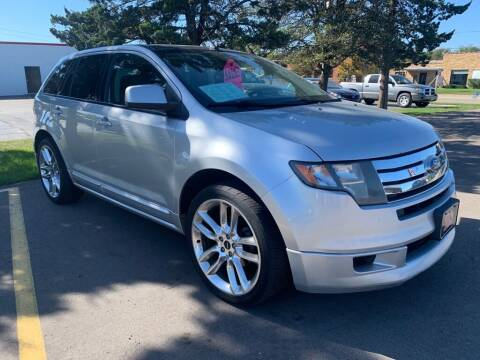 2010 Ford Edge for sale at Zs Auto Sales in Kenosha WI