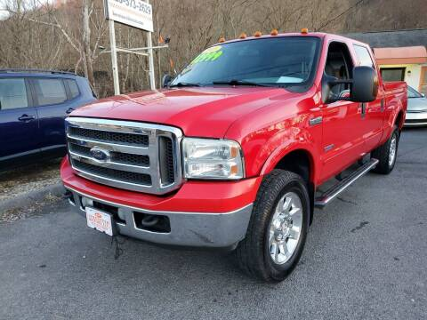 2005 Ford F-350 Super Duty for sale at Kerwin's Volunteer Motors in Bristol TN