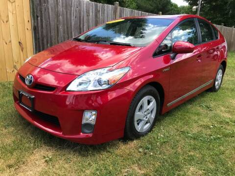 2011 Toyota Prius for sale at ALL Motor Cars LTD in Tillson NY