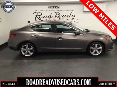 2015 Acura ILX for sale at Road Ready Used Cars in Ansonia CT