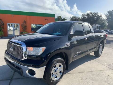 2012 Toyota Tundra for sale at Galaxy Auto Service, Inc. in Orlando FL