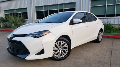 2017 Toyota Corolla for sale at Houston Auto Preowned in Houston TX