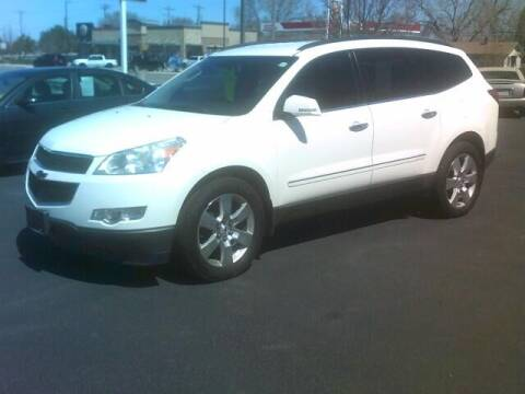 2012 Chevrolet Traverse for sale at University Auto Sales Inc in Pocatello ID