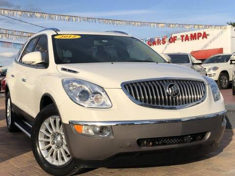 2012 Buick Enclave for sale at Cars of Tampa in Tampa FL