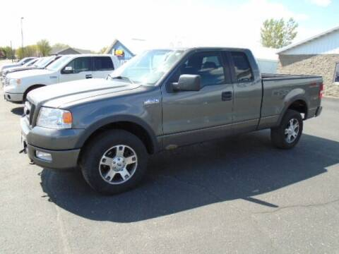 2005 Ford F-150 for sale at SWENSON MOTORS in Gaylord MN