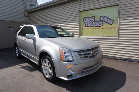 2007 Cadillac SRX for sale at Cars Trucks & More in Howell MI