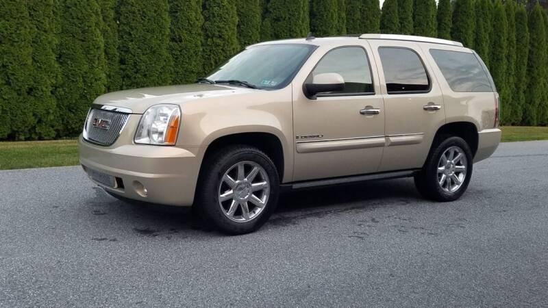 2008 GMC Yukon for sale at Kingdom Autohaus LLC in Landisville PA