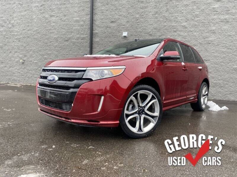 2014 Ford Edge for sale at George's Used Cars - Telegraph in Brownstown MI