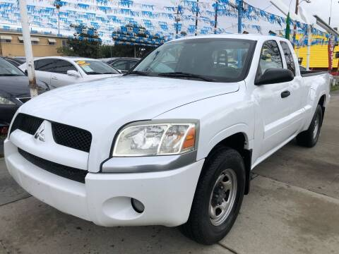 2007 Mitsubishi Raider for sale at Plaza Auto Sales in Los Angeles CA