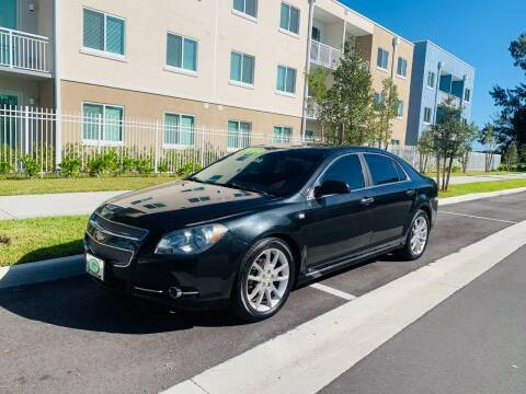 2008 Chevrolet Malibu for sale at LA Motors Miami in Miami FL